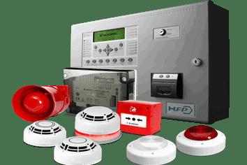 Монтаж систем пожаротушения на транспорт и спецтехнику