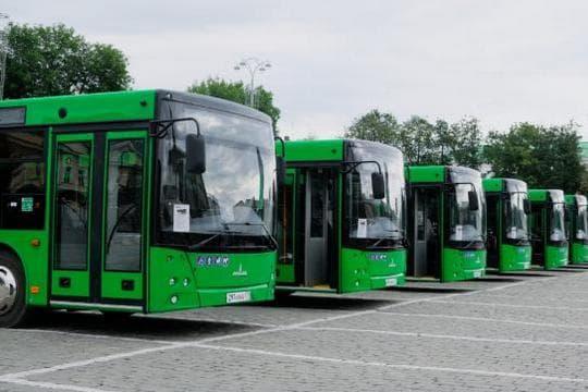 Система пожаротушения автобуса